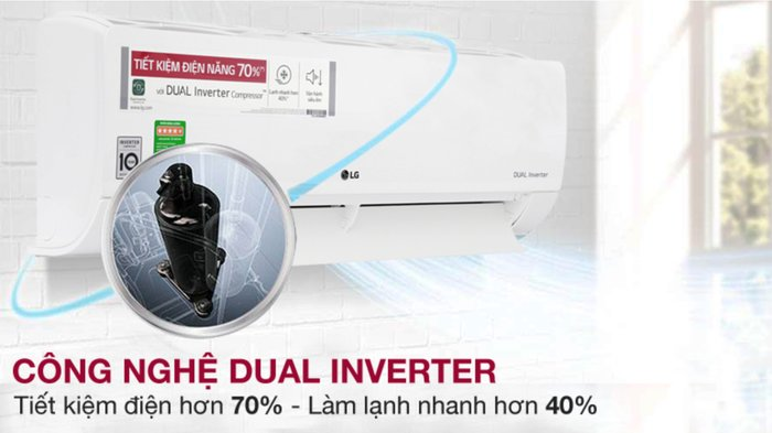 cong nghe Dual Inverter