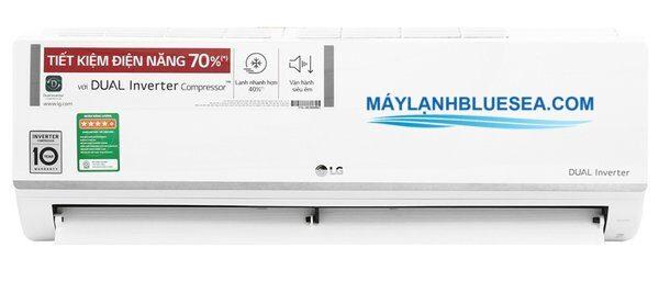 may lanh LG Inverter 1 HP V10ENW