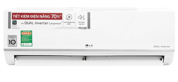 may lanh LG Inverter 1 HP V10ENW