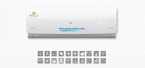 Máy lạnh Sumikura APS/APO-092DC Inverter
