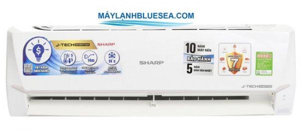 may lanh sharp Inverter AH-X9XEW 1 Hp